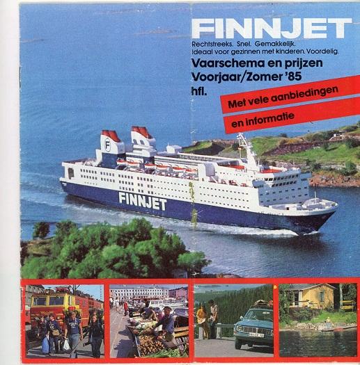 Finnjet 1985