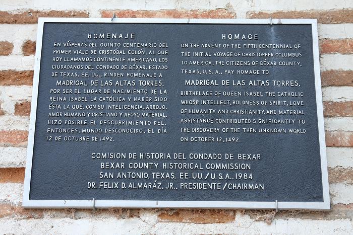 Texas - Spanje
